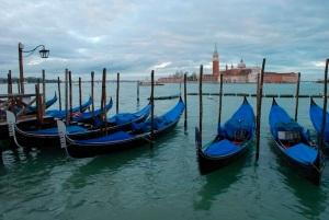 Venecia-Gondola
